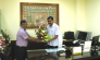 Courtesy Call of Sri D.K. Samantray