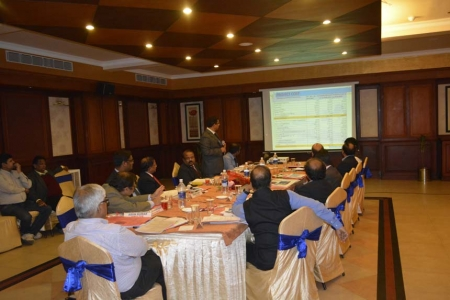Presentation given by the Representatives of Canara Bank to the Board of ASRL